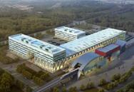 热烈庆祝我公司成功中标北苑北综合交通枢纽钢结构及幕墙工程