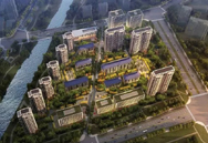 热烈庆祝我公司成功中标北京亦庄禧瑞天著项目住宅楼外窗供应及安装工程