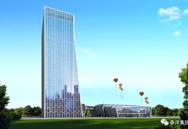 热烈庆祝我公司成功中标中英(下花园)国际智慧环境产业园项目1#楼幕墙工程