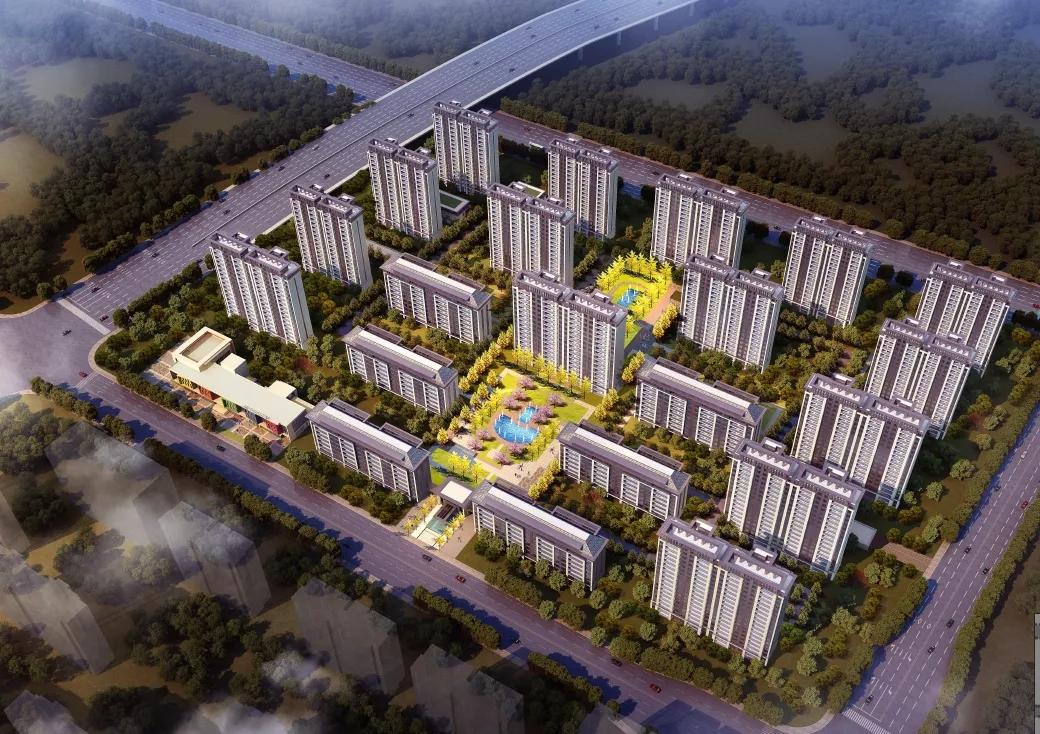 热烈庆祝我公司成功中标天润控股邳州珑玺湾项目铝合金门窗工程
