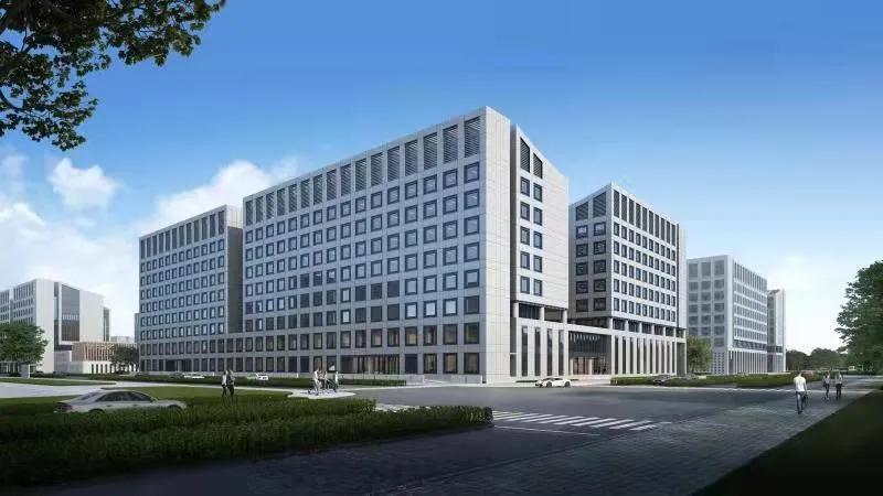 热烈庆祝我公司成功中标北京城市副中心行政办公区二期项目