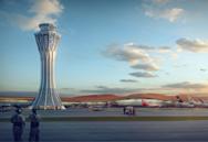 北京新机场工程空管工程-西塔台(含裙房)