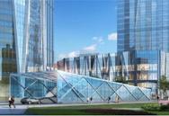 北京通州运河核心区北环环隧工程