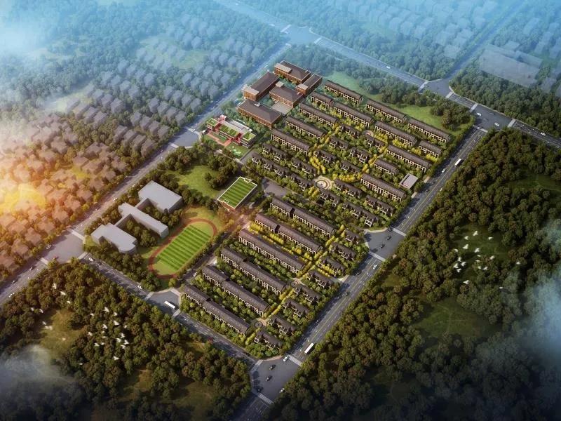 中海望京府项目北区外立面门窗工程